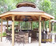 patios, gazebos, arbors, water features, swimming pools, landscaper